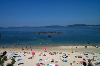 AS FONTES BEACH - VIGO - SPAIN