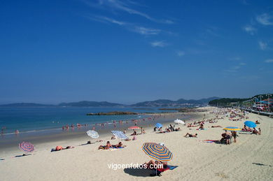Beaches of Vigo