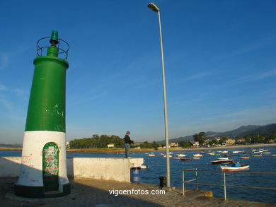 PORT OF CANIDO AREA - VIGO - SPAIN