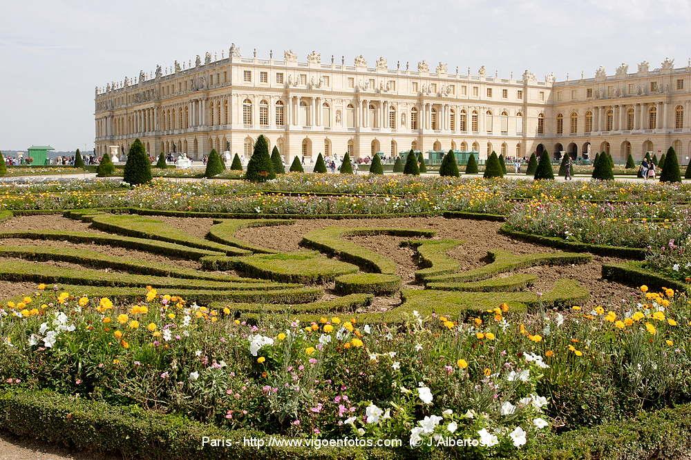 Arquitectura del paisaje palacio de versalles francia for Arquitectura del paisaje