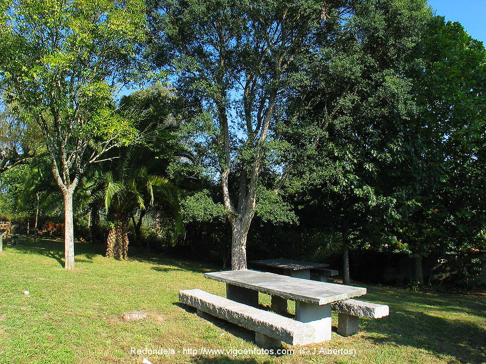 Fotos de parque do loureiro parques y jardines for Parques y jardines