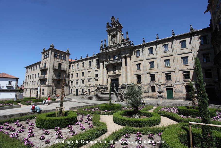 Arquitectos en santiago de compostela edificio castillo palacio plaza castillo punto de - Arquitectos santiago de compostela ...