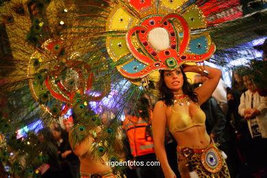 Carnaval de Puerto de la Cruz.