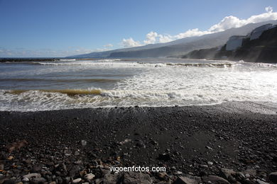 TENERIFE NORTE: PLAYAS